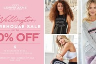 Image for event: Lorna Jane NZ Warehouse Sale