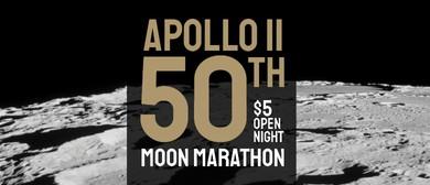 Apollo 11 50th Open Night - Moon Marathon