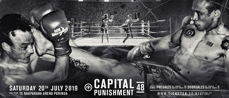 Capital Punishment 48 - Porirua - Mana - Eventfinda