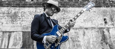Ash Grunwald - Mojo Album Tour