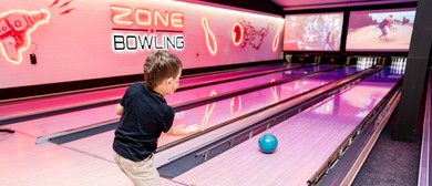 Reopening Zone Bowling/Timezone Entertainment Centre