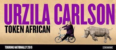 Urzila Carlson - Token African