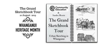 The Grand Sketchbook Tour
