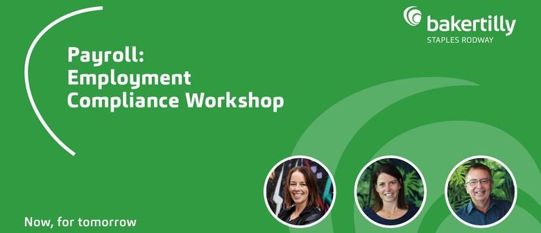 Payroll: Employment Compliance Workshop