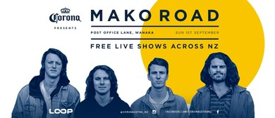 Corona Presents Mako Road - Wanaka