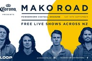 Image for event: Corona Presents Mako Road - Ohakune
