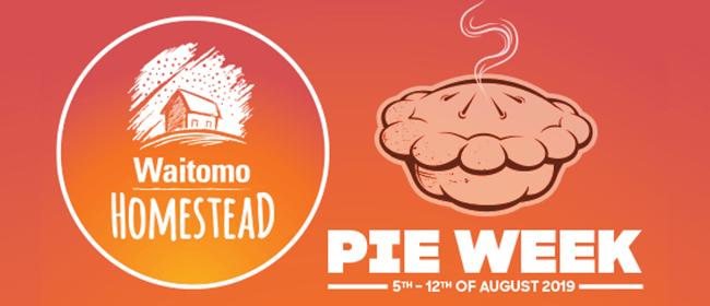 Waitomo Pie Week