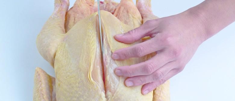 Knife Skills- Boning a Chicken