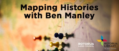 Mapping Histories: Storytelling With Maps Lecture