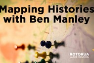 Image for event: Mapping Histories: Story Telling With Maps Workshop
