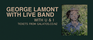 George Lamont with Live Band