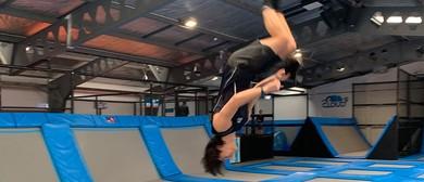 Trampolining/Flip Classes