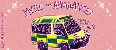 Music For Ambulances (Backroom)