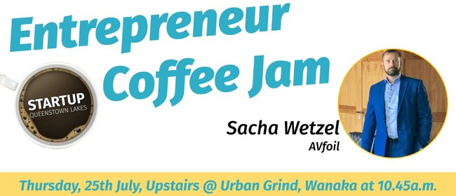 Entrepreneur Coffee Jam Featuring AVfoil