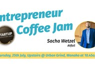 Image for event: Entrepreneur Coffee Jam Featuring AVfoil