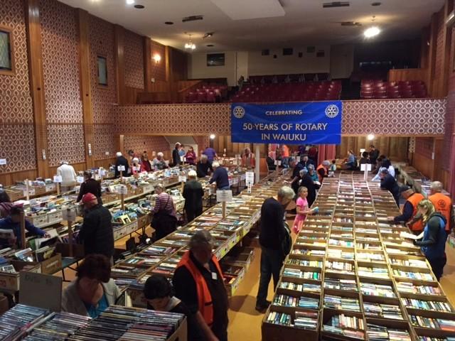 Secondhand Book Fair - Auckland - Eventfinda