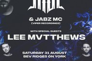 Trei + Jabz MC & Lee Mvtthews