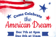 Image for event: The American Dream