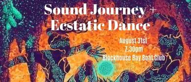 Sound Journey & Ecstatic Dance