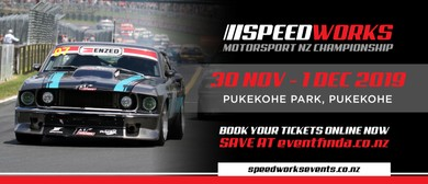 Speed Works Events - Opening round, Christmas Classic