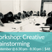 Writing Workshop-Creative Brainstorming with Kathryn Burnett