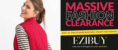 EziBuy's Massive Fashion Clearance