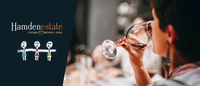 Hamden Estate Winery Tasting