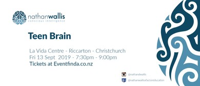 Teen Brain - Riccarton - Christchurch
