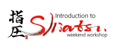 Shiatsu Introductory Weekend Course