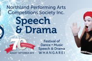 Image for event: Northland Performing Arts Competitions: Speech & Drama