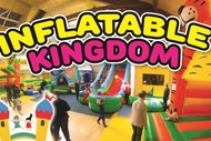 Image for event: Inflatable Kingdom - Day Edition