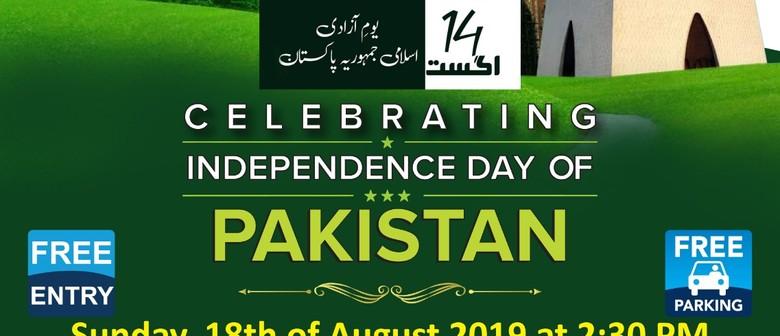 Pakistan Independence Day Celebration 2019 - Auckland