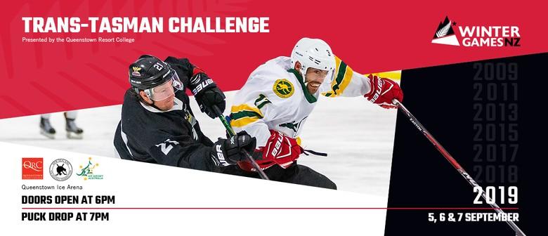 2019 Trans-Tasman Challenge Ice Hockey