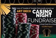 Image for event: Casino Night: CANCELLED
