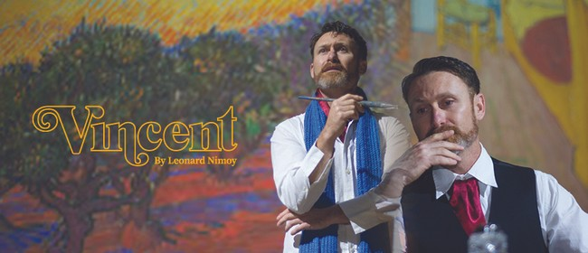 Vincent by Leonard Nimoy: SOLD OUT