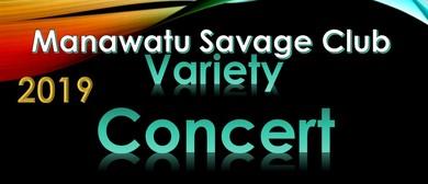 Manawatu Savage Club 2019 Variety Concert