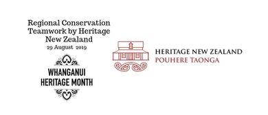 Regional Conservation Teamwork by Heritage New Zealand