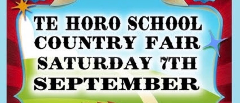 Te Horo School Country Fair