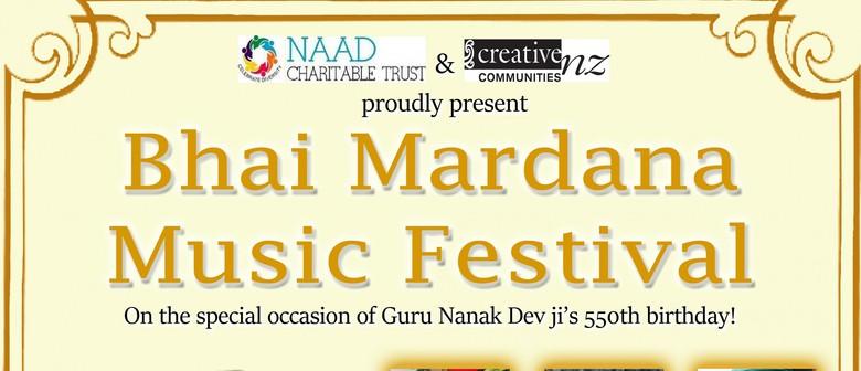 Bhai Mardana Music Festival 2019