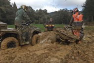 Image for event: ATV Mud Plug 2019
