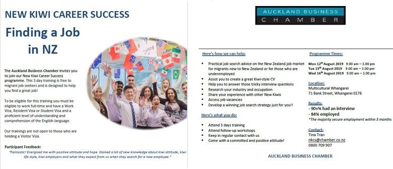 New Kiwi Career Success Programme