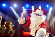 Image for event: Christmas Buffet & Boogie