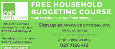 Household Budgeting Course