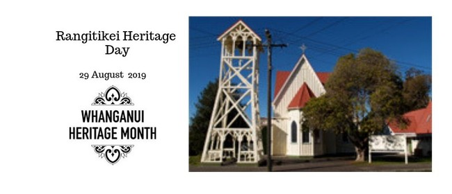 Rangitikei Heritage Day