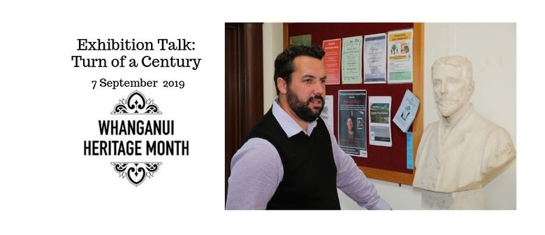 Exhibition Talk: Turn of A Century