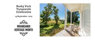 Bushy Park Tarapuruhi Celebration