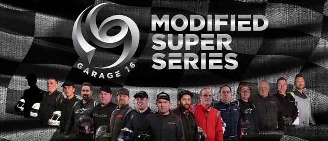 Garage 16 Modified Super Series Round 2