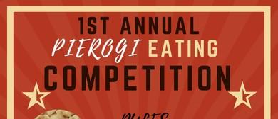 Pierogi Eating Competition