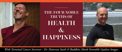 4 Noble Truths of Health & Happiness