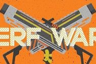 Image for event: Nerf Wars Day